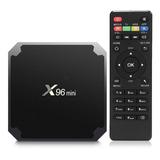 Convierte Smart Tv Box Android 1gb Ram 8gb 4k X96 Mini 7.1