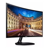 Monitor Led 24 Samsung Curvo Lc24f390fhlxpe Hdmi Fullhd 1080