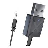 2en1 Transmisor + Receptor Bluetooth Audio Inalambrico 3.5mm