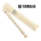 Flauta Dulce Yamaha Yrs-23 Origina Uso Escolar