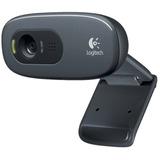 Camara Web Logitech C270 1280x720 3mp Usb 2.0 Video Conferen