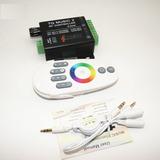 Controlador Audioritmico Musical Y Control Para Tira Rgb Led