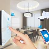 Interruptor De Luz Wifi Sonoff Touch Control De Celular