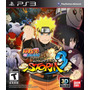 Naruto Ultimate Ninja Storm 3 Juegos Ps3 Delivery