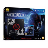 Ps4 Consola Play Station 4 Pro Edición Star Wars Battlefront