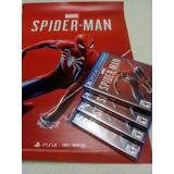 Spider-man Marvel By Ps4 Fisico (nuevo-sellado) Disponible!!