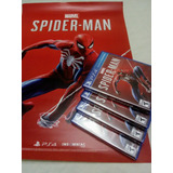 Spider-man Marvel By Ps4 Fisico (nuevo-sellado) Disponible!!