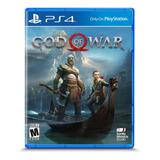 God Of War Playstation 4