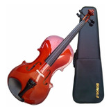 Violín Importado Melody De Acabado Brillante