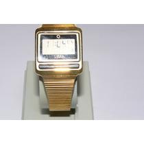 Vendo Hermoso Reloj Timex Hombre Cuarzo Vintage Buen Estado