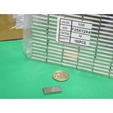 Imanes De Neodimio L25mm X 12mm  X 4mm - 3 Dolar Unidad