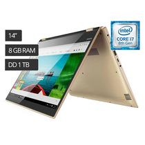 Lenovo Yoga 520 Core I7 8va Ge 8gb 1tb 14 Touch W10 Tec Peru