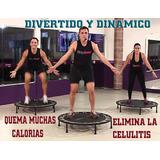 Mini Trampolín O Saltarin Fitness
