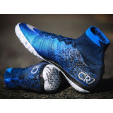 Nike Superfly Mercurial Diamond Cr7 Zapatillas Originales