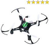 Mini Dron Jjrc H8 + 2.4g 4ch Brushed Rc