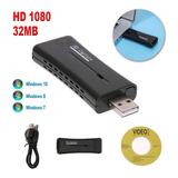 Capturador Video Hdmi A Usb Laptop Pc Graba En Vivo 720x480