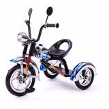 Triciclo Chopper Harley-davidson Tubular