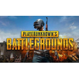 Playerunknown's Battlegrounds De Steam Para Pc (pubg)