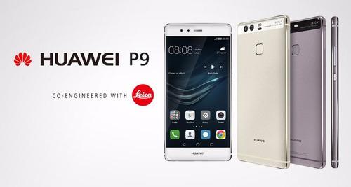 Huawei P9 Leica 4g Nuevo En Caja Sellada+garantia+tienda¡¡