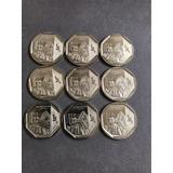 Monedas Machu Picchu Totalmente Nuevas