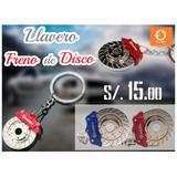 Llavero Freno De Disco Brembo Metal - Huancayo