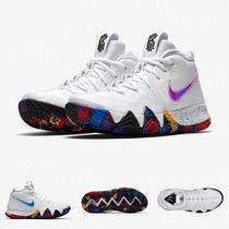 Zapatillas Nike Kyrie Irving 4 Negro White Multicolor 2018