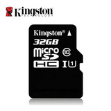 Memoria Micro Sd Microsd 32gb 32 Gb Kingston Celular Clase10