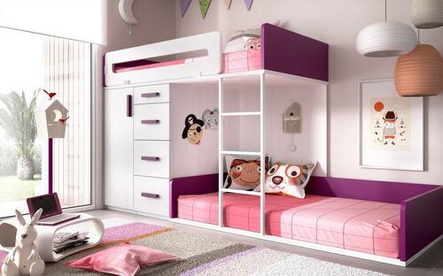 Dise o camas y camarotes para ni os cotize s 3 t6jav - Precios de camas para ninos ...