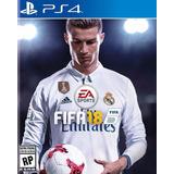 Ea Fifa 2018 Fifa18 Digital Ps4 Neogamez