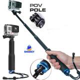 Monopod Selfie Sumergible Gopro Yi Goeasy Pole 50cm Camara
