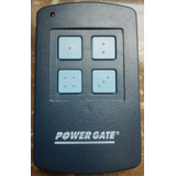 Control Remoto Power Gate 4 Bot. Oferta Al Mayor
