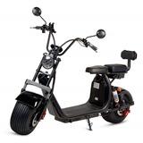 Moto Electrica Doble Suspensión Motocicleta Delivery Reparto