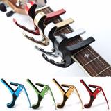 Capos De Guitarra Electrica,acustica,clasica Metalicos