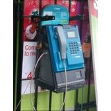 Remato 2 Cabinas De Telefonos Malogrados S/.190