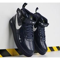 bd656b38f7a Busca Nike Air Force 1 Mid Youth GS Calzado con los mejores precios ...