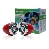Parlante Para Moto Lineal Con Alarma Anti Robo /bluetooth