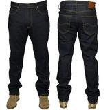 Pantalon Jean Clasico Tela Gruesa De Calidad Talla 30 A 34