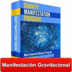 Manifestación Gravitacional. Atrae Lo Q Desees. Envío X Mail