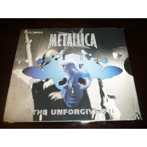 Metallica The Unforgiven Ii 1998 Made In Usa
