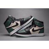 Zapatilla Nike Air Jordan 1 / Negro Y Blanco