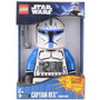 Lego Clone Captain Rex Reloj Despertador Star Wars -en Stock