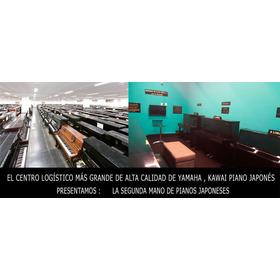 Centro Logístico Japonés - Yamaha Kawai Piano -ore Pianos
