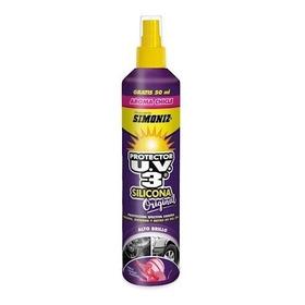 Simoniz Silicona Uv3 Chicle Spray 300ml