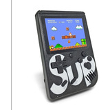 Mini Consola Portátil Retro Sup Game 400 Juegos En 1- Negro