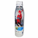 Bloqueador Solar Spiderman Protector Niño Hipoalergenic Salu