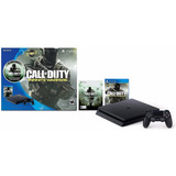 Consola Ps4 Call Of Duty Infinite Warfare 500 Gb + Garantía