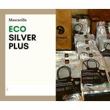 Mascarilla Eco Silver Plus-con Hilos De Plata