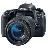 Camara Canon Eos 77d + Lente 18-135mm Usm Nuevo !!!!!