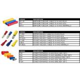 Terminales Diversos Modelos Para Cables Eléctrico