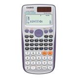 Calculadora Cientifica Casio Fx-991la Plus Español Garantia